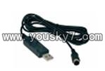 YD-9802-parts-29 USB charger