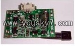 YD-9805-parts-10 Receiver board