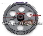 YD-9805-parts-11 Upper main gear