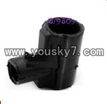 YD-9805-parts-24 Tail motor cover