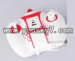 YD-9805-parts-28 Remote control