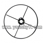 YD-9806-helicopter-parts-05 Cover for Main Blade
