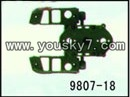 YD-9807-parts-18 Upper main frame