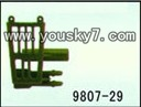 YD-9807-parts-29 Right missile parts