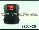 YD-9807-parts-30 battery charger