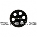YD-9807-parts-31 Lower Main Gear - YD 9807 Helicopter Part