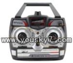 YD-9807-parts-35 Remote control