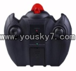 YD-9808-helicopter-parts-33 Remote control
