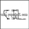 YD-9811-helicopter-parts-18 Right metal frame cover for motor