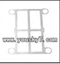 YD-9811-helicopter-parts-33 Battery supporting sheet