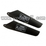 YD-9817-helicopter-parts-07 Upper main rotor blade(2pcs)