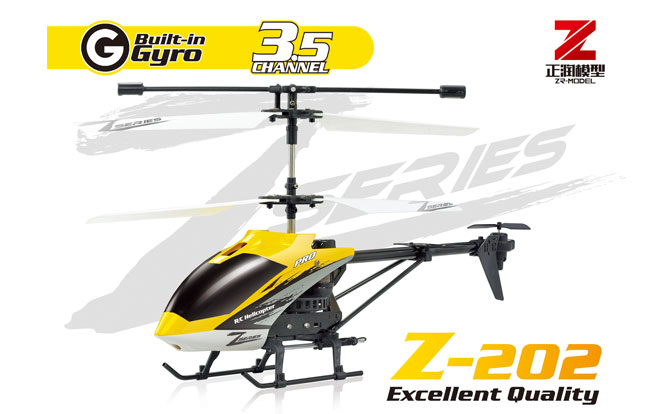 ZR Z202 Helicopter and ZhengRun z202 parts