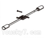 Double horse 9130 Parts-06 Balance bar with pin