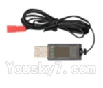 Double horse 9135 Parts-07 Official USB Charger