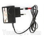 Double horse 9135 Parts-08 Upgrade charger for WLtoys V636,Can directly charge on the Socket