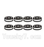 Double horse 9135 Parts-16 Oil bearing(8pcs)