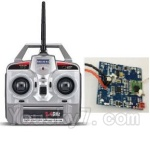 Double horse 9135 Parts-21 Transmitter & Circuit board