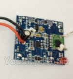 Double horse 9135 Parts-23 Circuit board