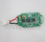 Double Horse 9137 parts-08 Receiver board,Circuit board
