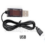 Double Horse 9137 parts-10 USB charger