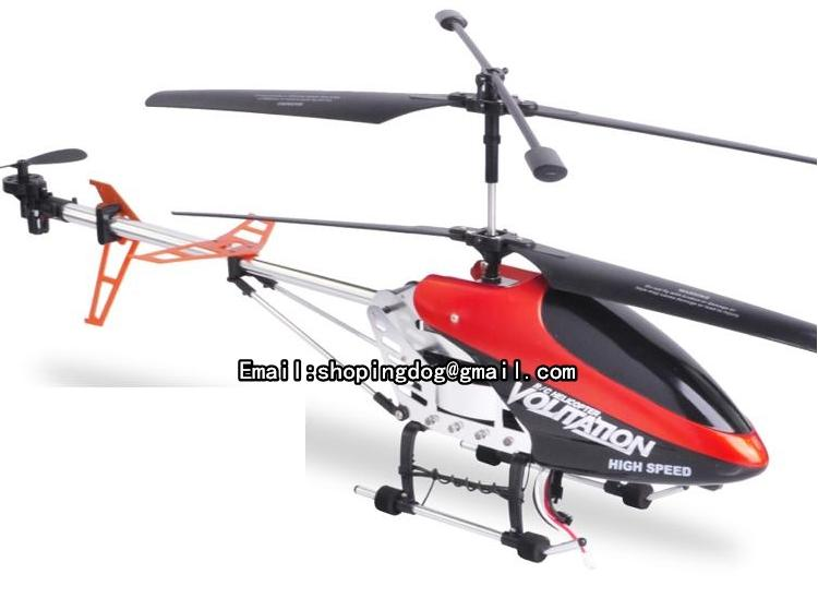 Elicottero 9053 : Double horse helicopter parts volitation rc