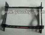 Double-horse-7000-08 Buttom frame for boat