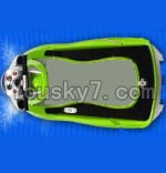 Shuang Ma 7003-parts-02 Bottom boat shell cover