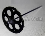 Subotech S700 Parts-18 Lower main gear with inner shaft