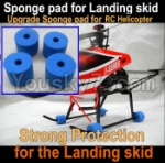 Subotech S700 Parts-40 Spone pad for the Landing skid(4pcs)