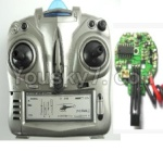 Subotech S700 Parts-42 Transmitter & Circuit board