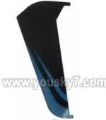 S908-parts-39 verticall wing-Blue
