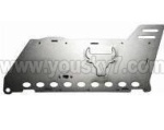 S908-parts-58 Left aluminum frame with Switch
